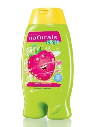 Avon Çilek Kokulu Vücut Şampuanlı Banyo Köpüğü 250 Ml Renksiz